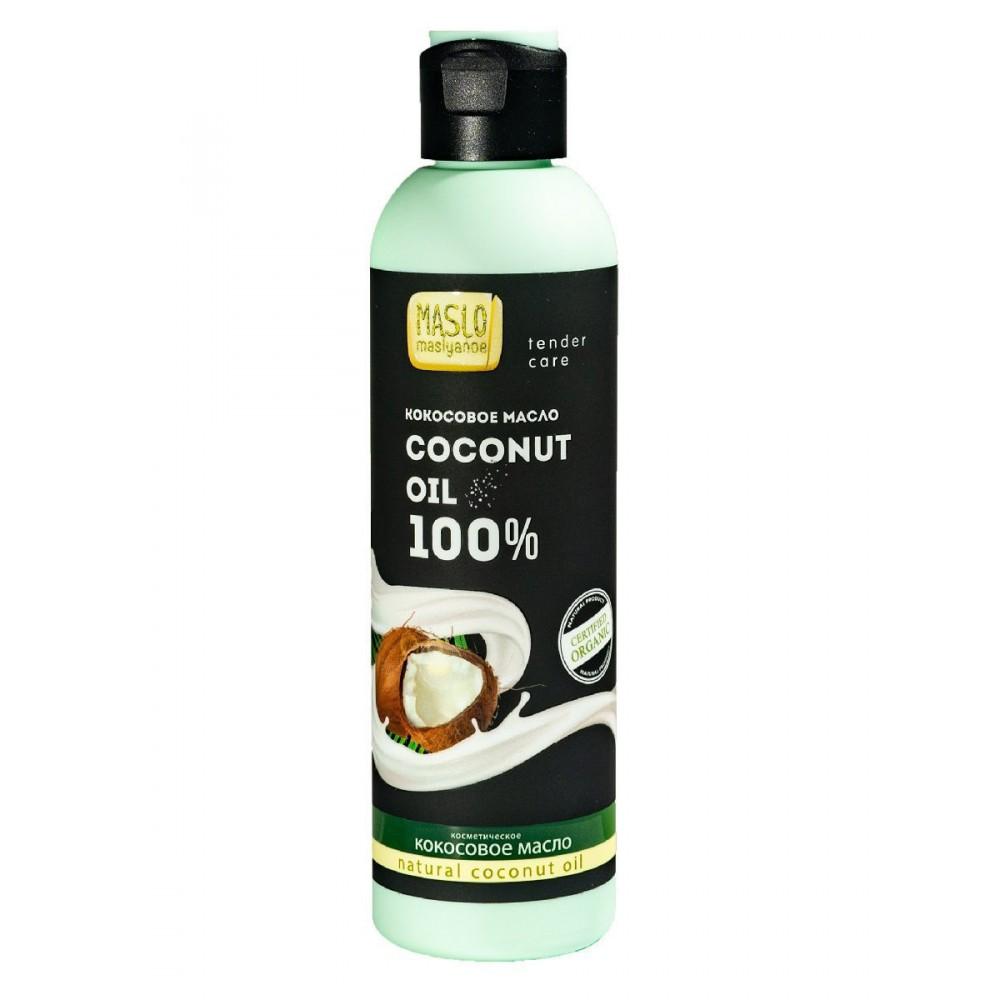 Кокосовое масло 100% Maslo Maslyanoe