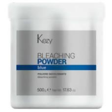 Порошок Обесцвечивающий Голубой Color Vivo Blond Bleaching Powder Blue Kezy