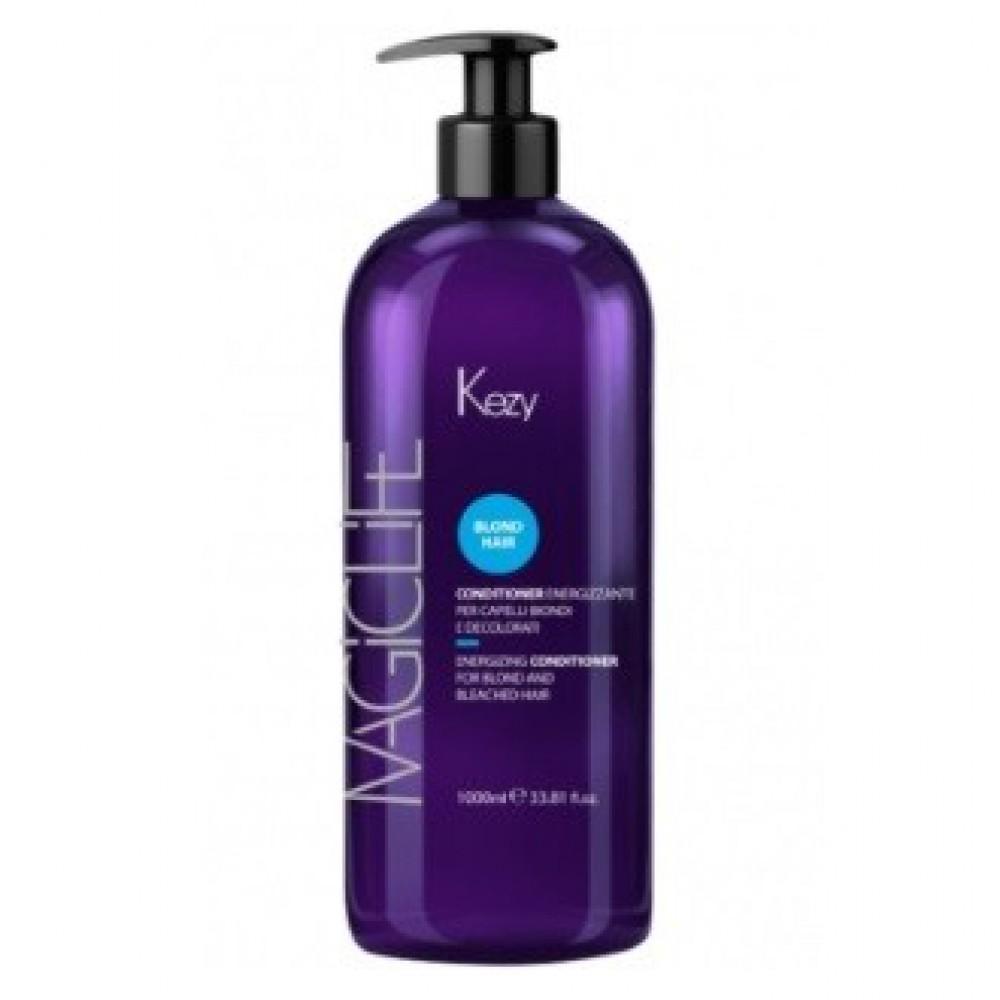 Кондиционер укрепляющий для светлых волос Magic Life Blond Hair Energizing Conditioner Kezy