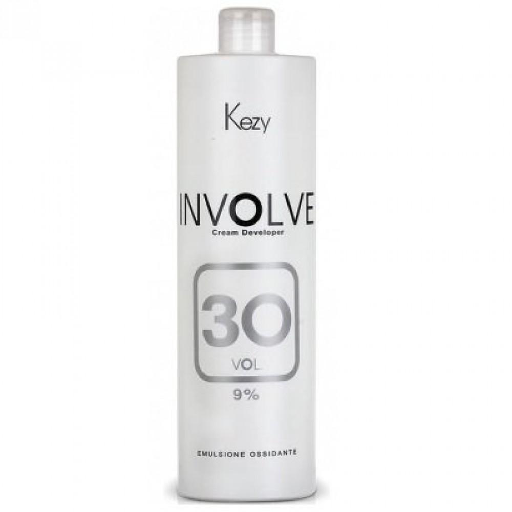 Окисляющая эмульсия Involve Cream Developer Kezy