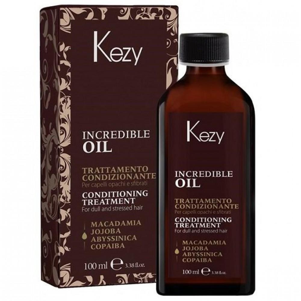 Масло для волос Incredible Oil Kezy