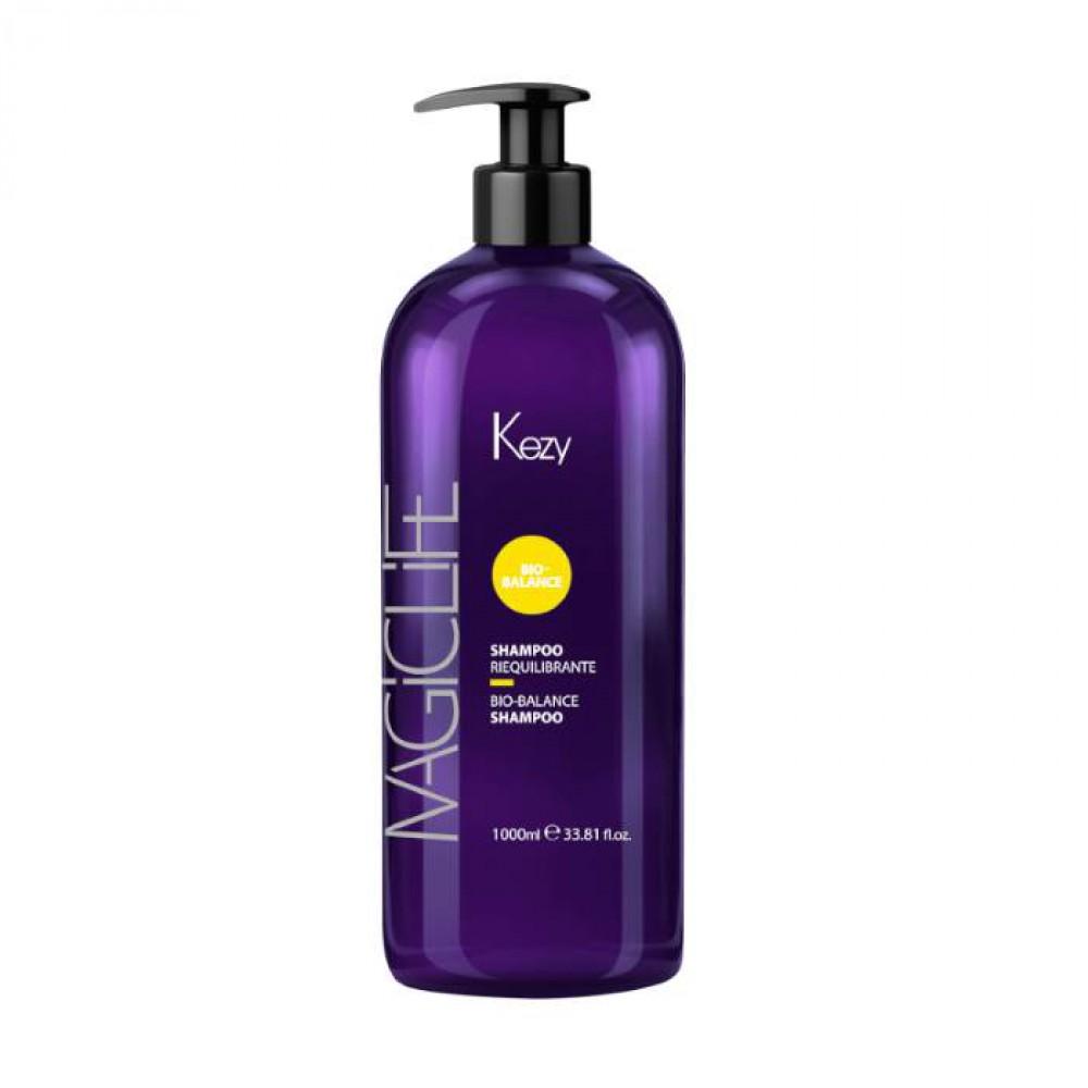Шампунь Био-Баланс для жирной кожи головы Magic Life Bio-Balance Shampoo Kezy