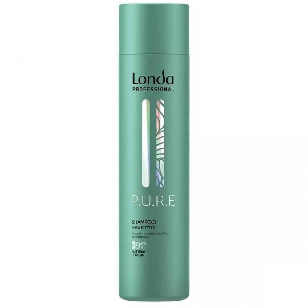 Шампунь органический P.U.R.E Shampoo Londa