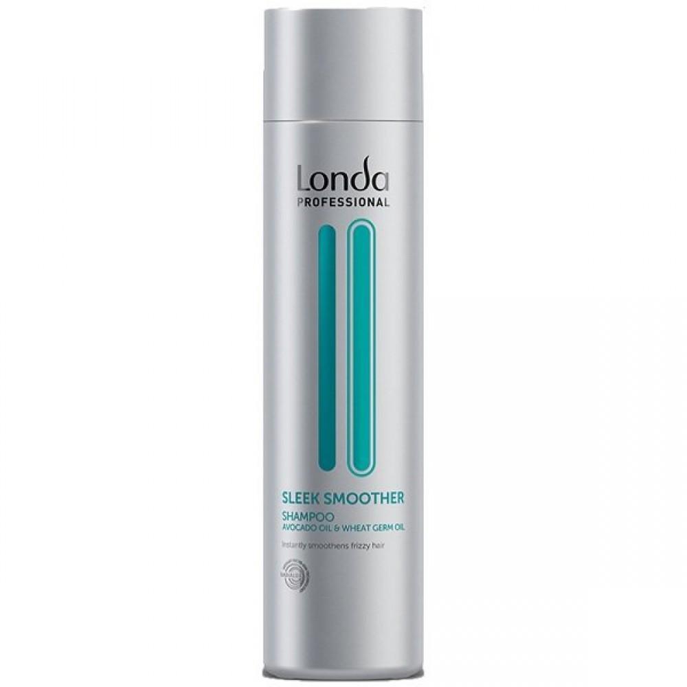 Разглаживающий шампунь Sleek Smoother Shampoo Londa
