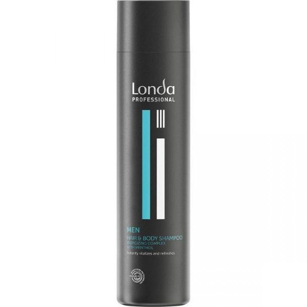 Шампунь для мужчин для волос и тела Men Hair Body Shampoo Londa