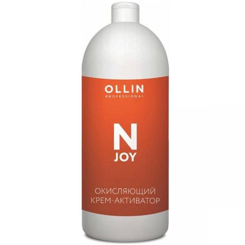 Окисляющий крем-активатор N-Joy Oxidante Ollin