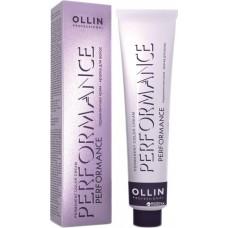 Перманентная крем-краска для волос Performance Ollin