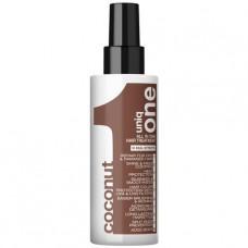 Маска-спрей для волос с ароматом кокоса Uniq One Coconut All In One Hair Treatment Revlon