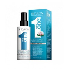 Маска-спрей для волос с ароматом лотоса Uniq One All In One Lotus Flower Hair Treatment Revlon