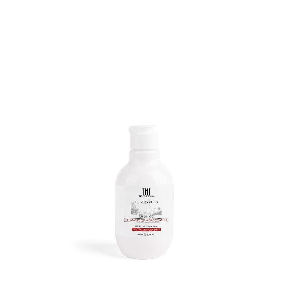"""Шампунь для волос Priority Class The magic of Moroccan oil """"Ультра-увлажнение"""" TNL"""