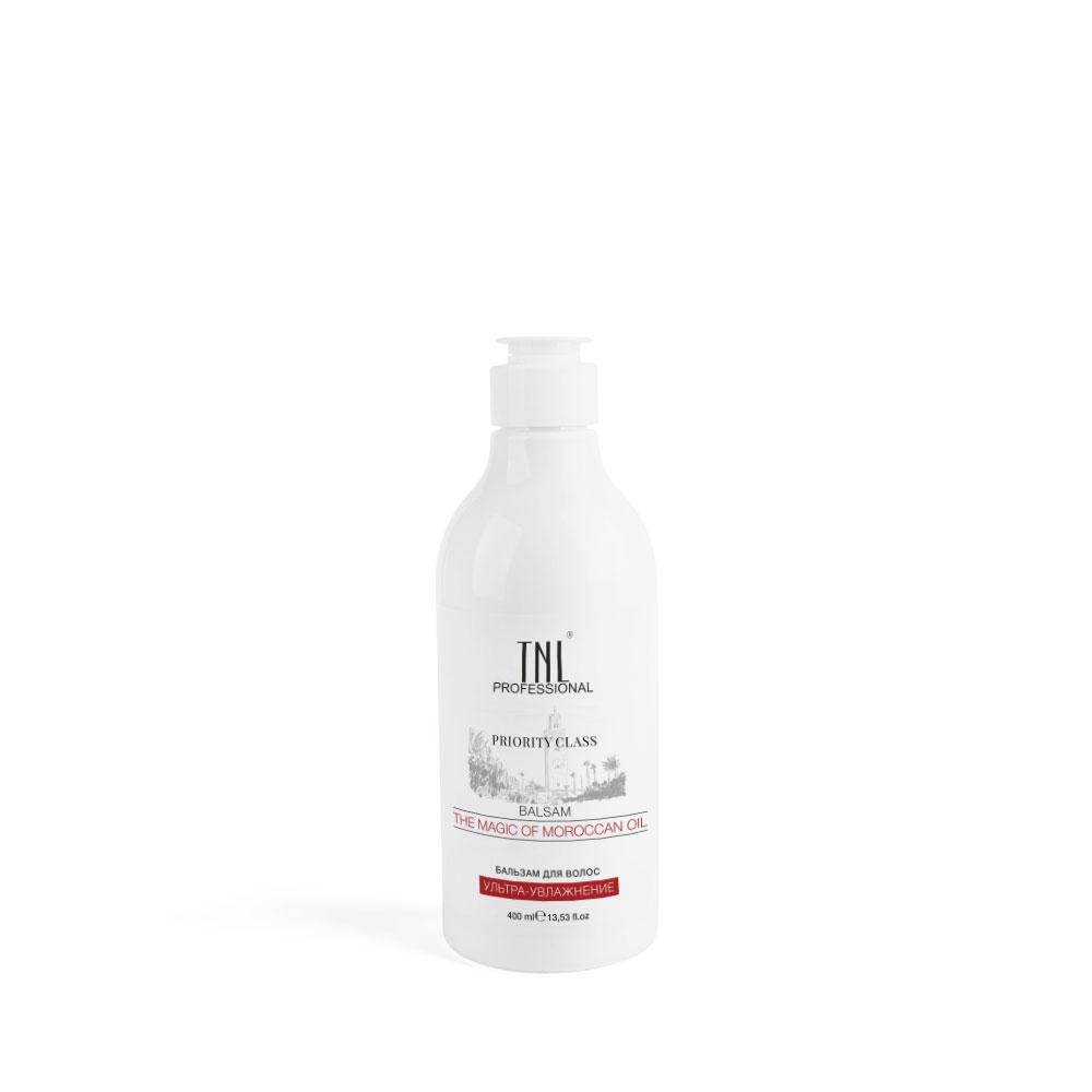 """Бальзам для волос Priority Class The magic of Moroccan oil """"Ультра-увлажнение"""" TNL"""