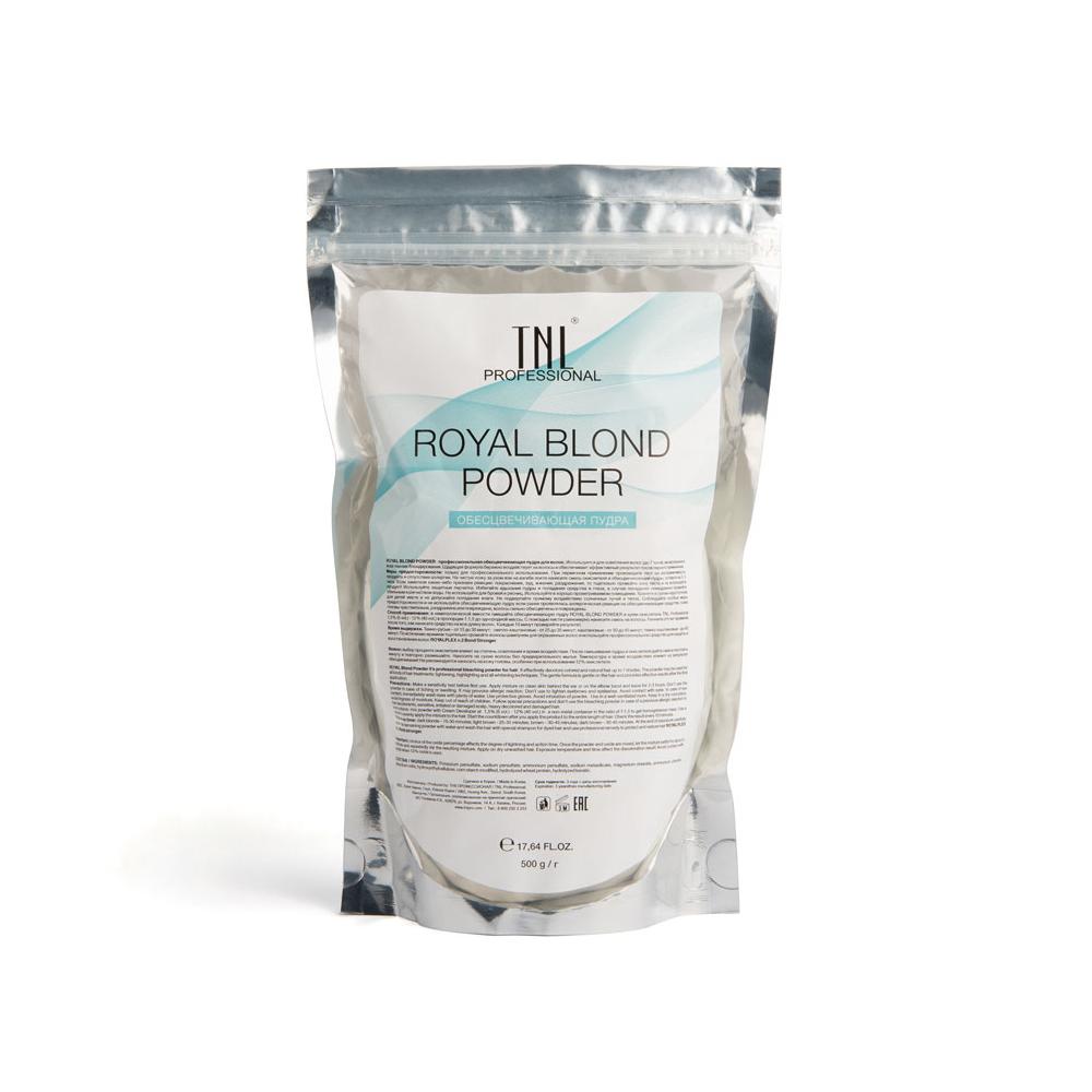 Обесцвечивающая пудра для волос Royal Blond Powder TNL