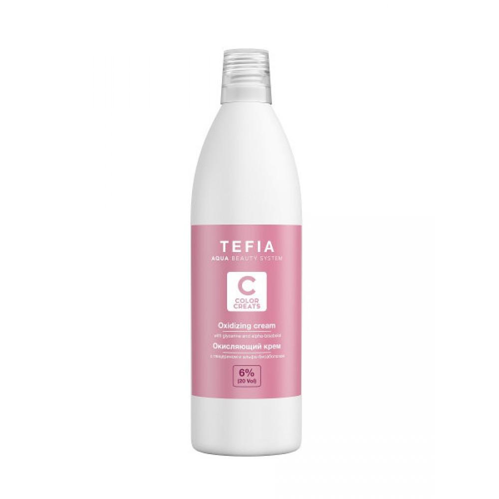 Окисляющий крем с глицерином и альфа-бисабололом Tefia