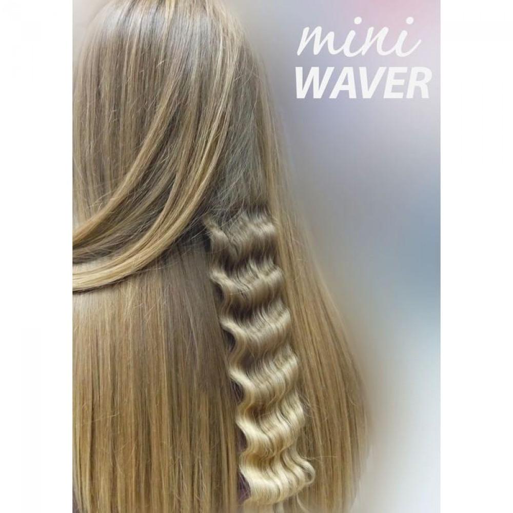 Портативный стайлер для волос mini Waver (100207) TICO Professional