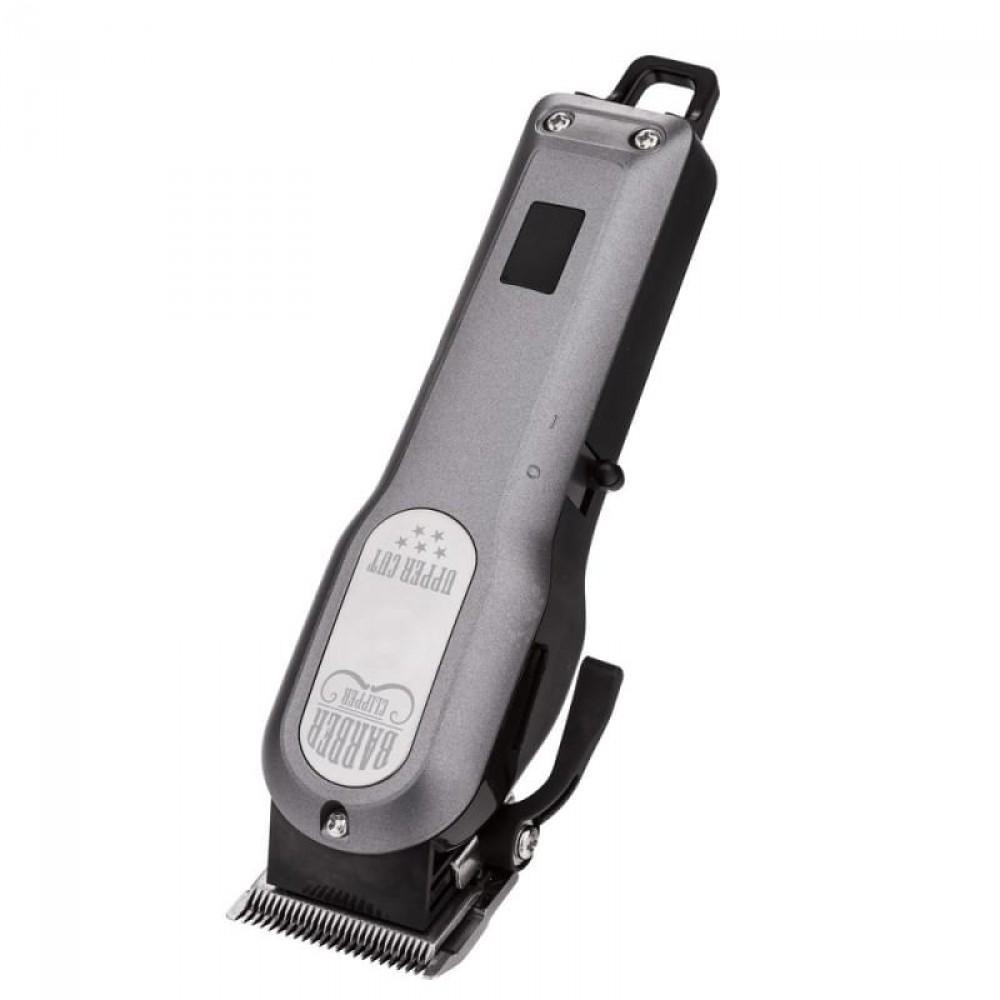 Профессиональная машинка для стрижки Barber UPPER CUT 5 GRAPHITE (100402GR) TICO Professional