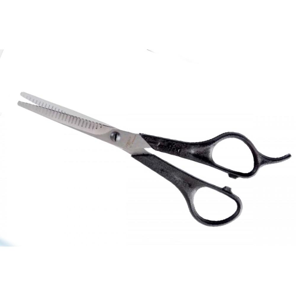 Филировочные ножницы 01007 Красный металлист