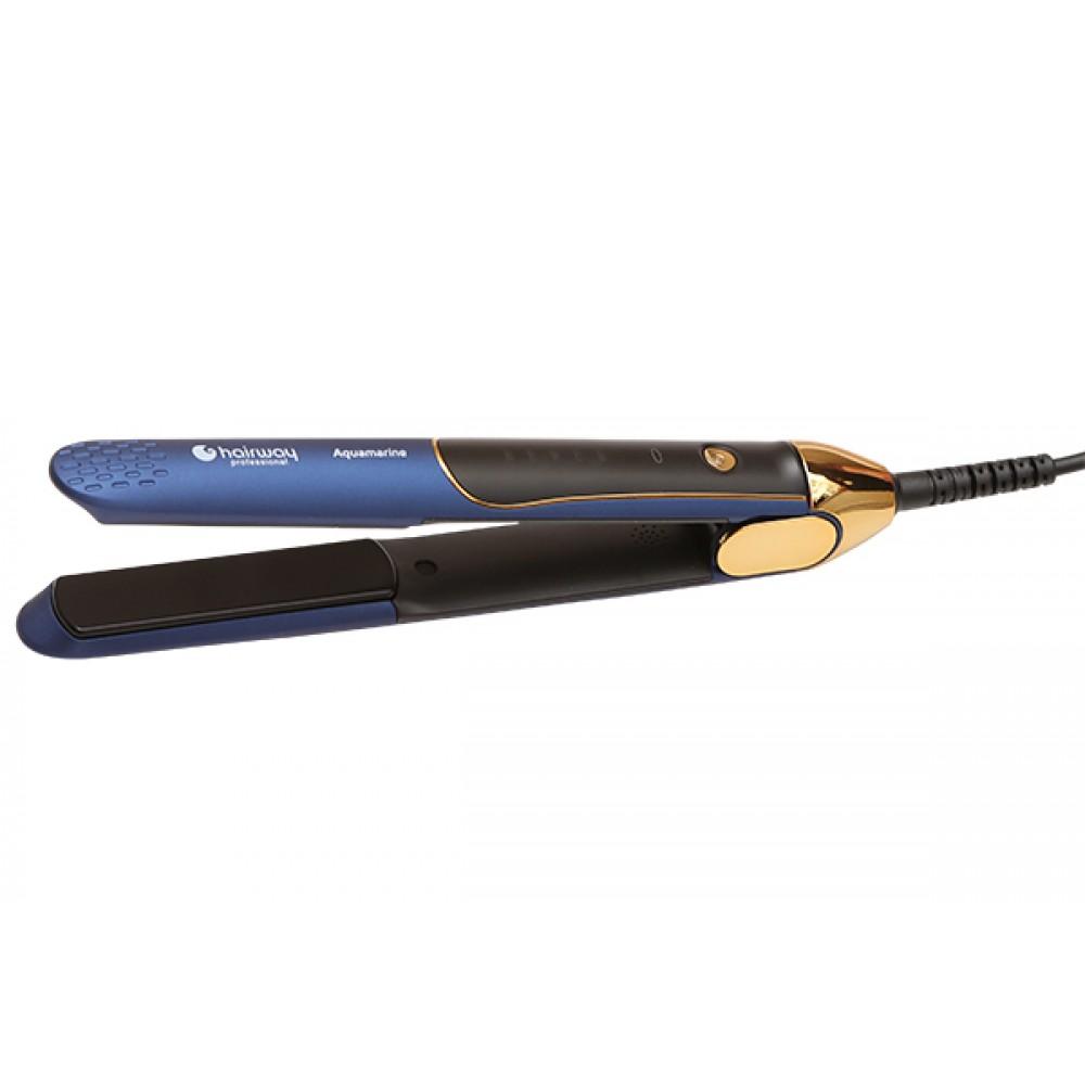 Утюжок для волос Aquamarine 23мм 04145 B049 Hairway