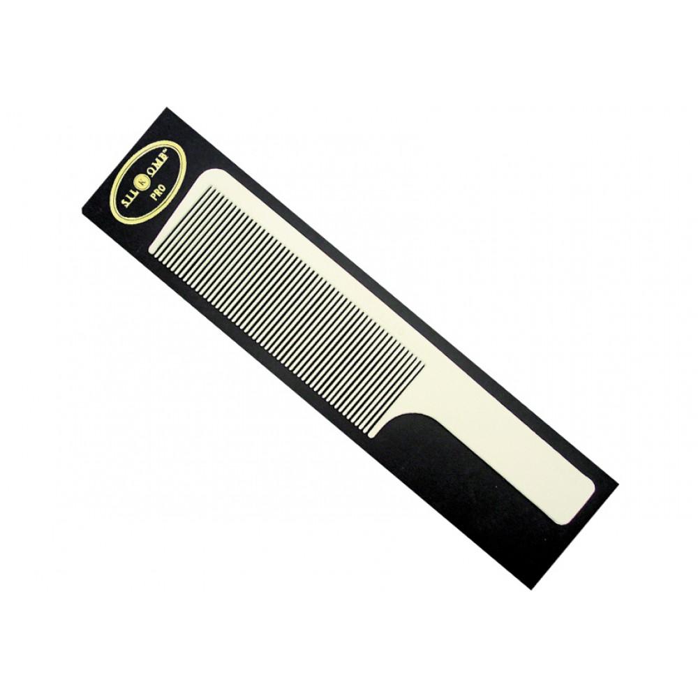 Расческа силиконовая PRO-40 с ручкой 01524 Eurostil