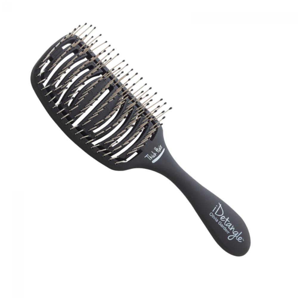 Щетка iDetangle for Thick Hair для густых волос Olivia Garden