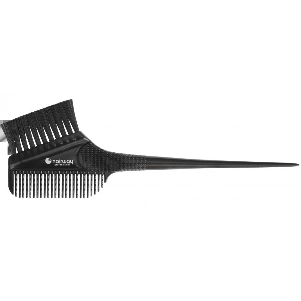 Кисть для окрашивания 80 мм с расческой 26035 Hairway