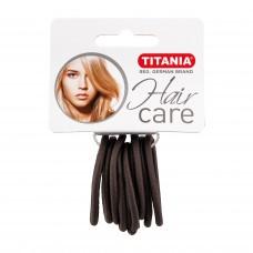 Резинки 5см 9шт/уп серые 7810 Titania