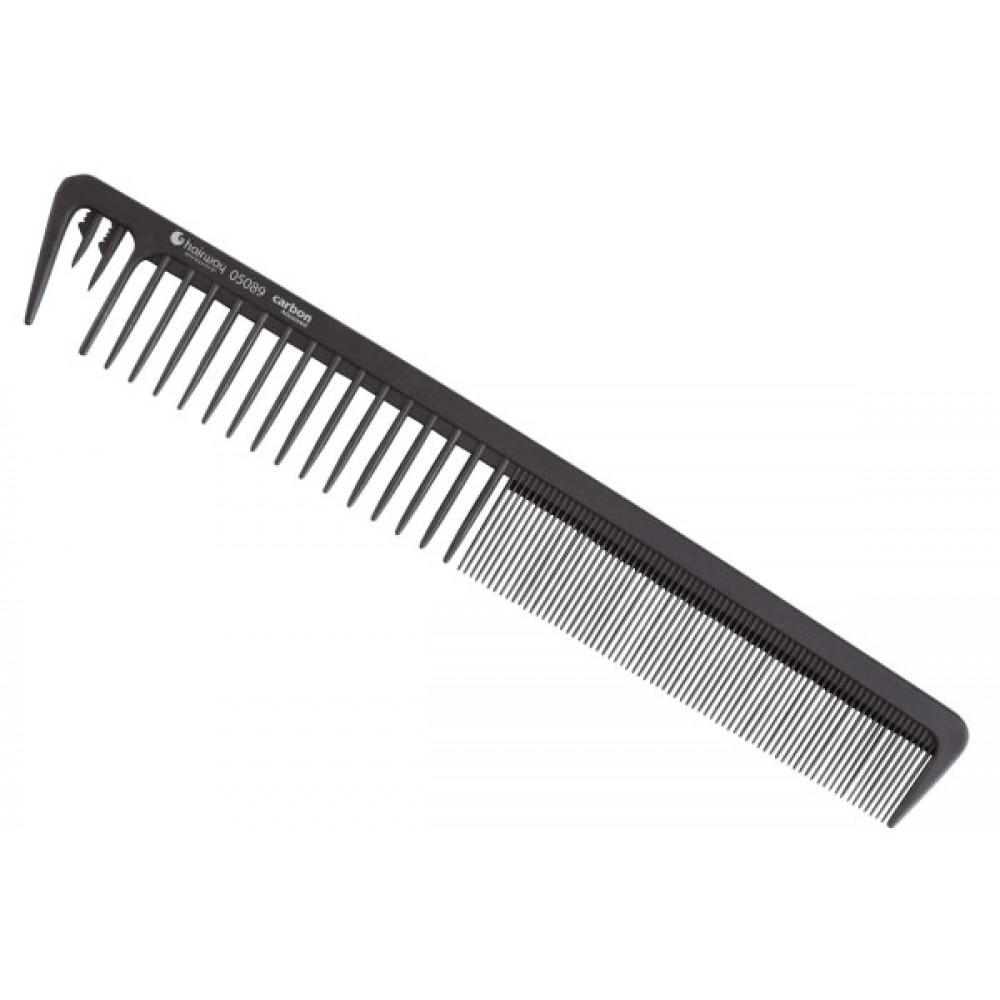 Расческа Carbon Advanced комбинированная 210 мм 05089 Hairway