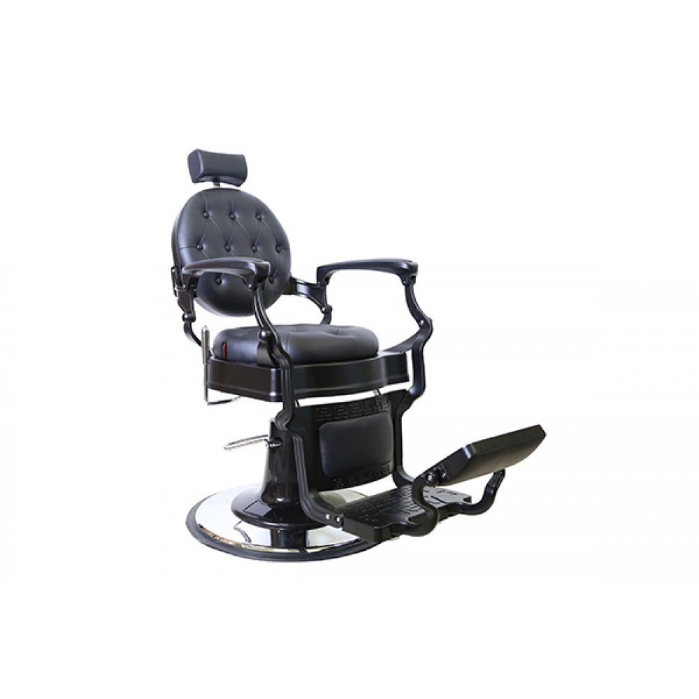 Кресло парикмахерское OLIMP BLACK Hairway