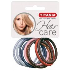 Резинки для волос 4,5см 7818 10 шт/упак 29053 Titania