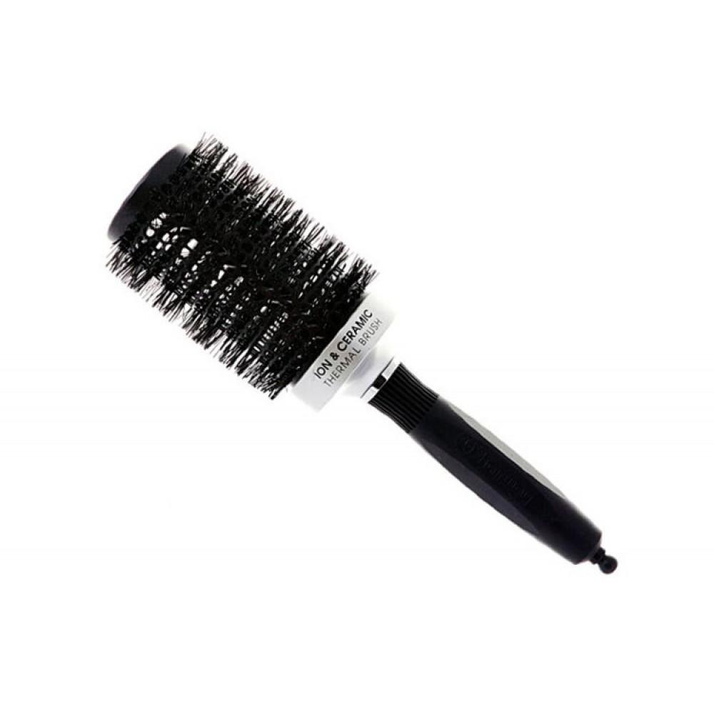Термобрашинг Black Ion Ceramic Ø43мм 07220 Hairway