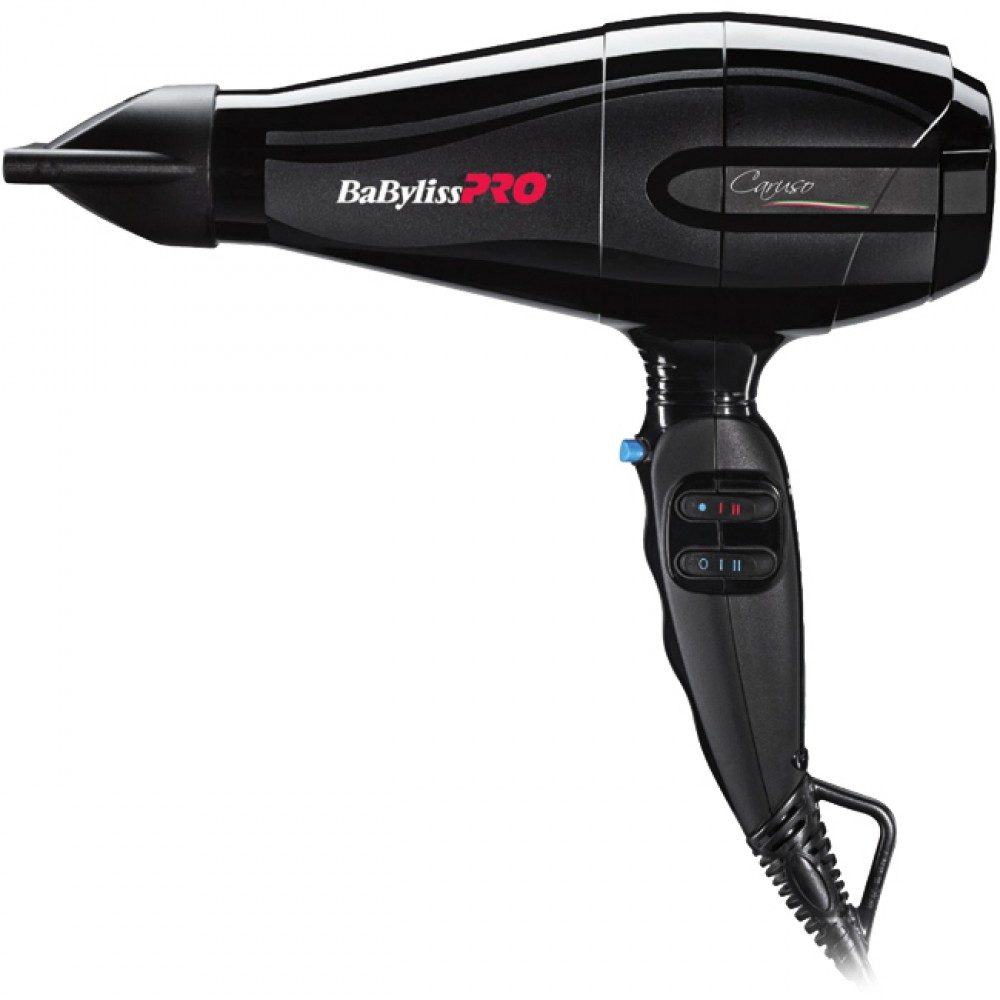 Фен Caruso (BAB6520RE) Babyliss PRO