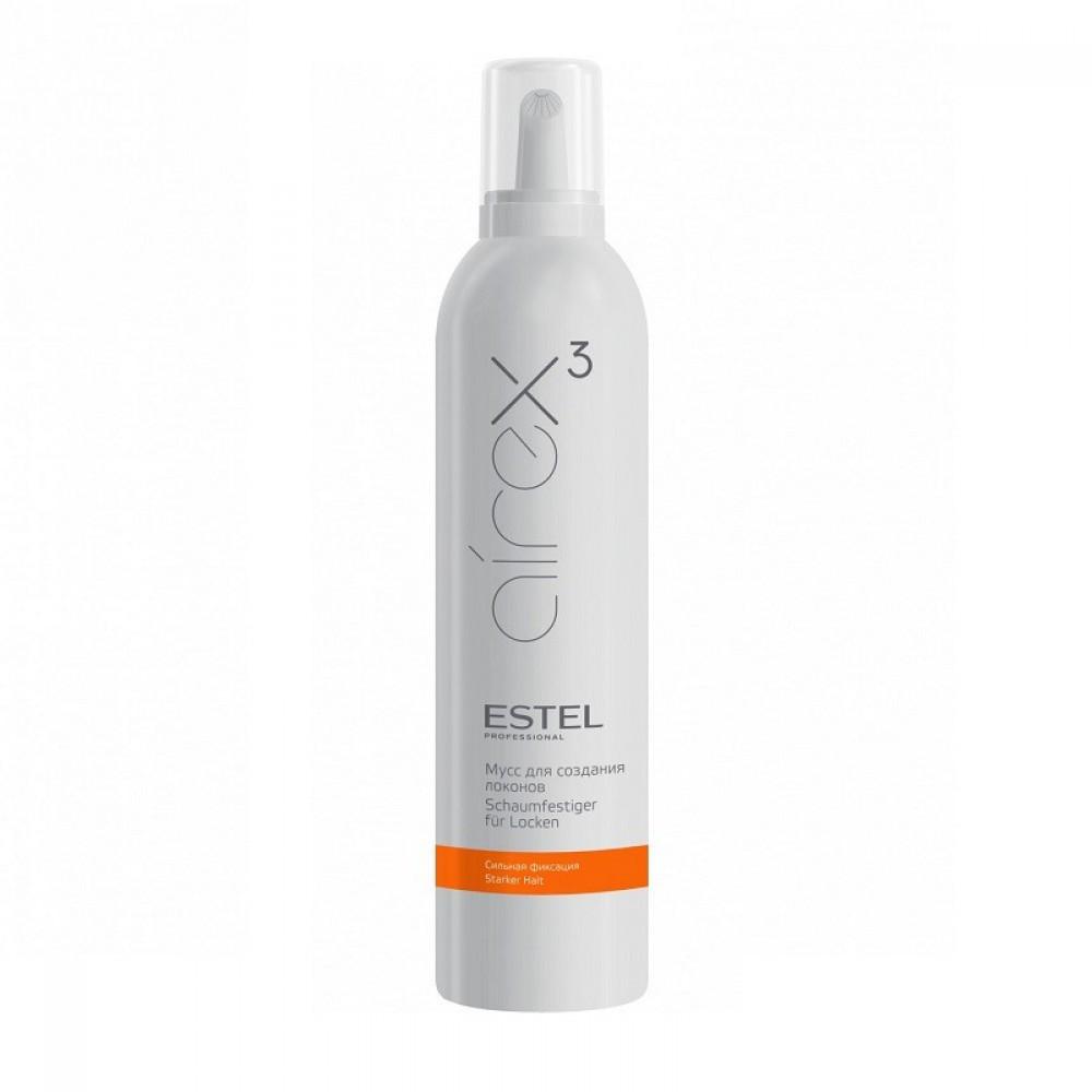 Мусс для волос для создания локонов Airex Estel