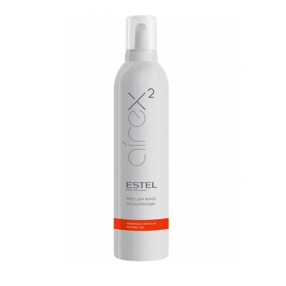 Мусс для волос нормальной фиксации Airex Estel
