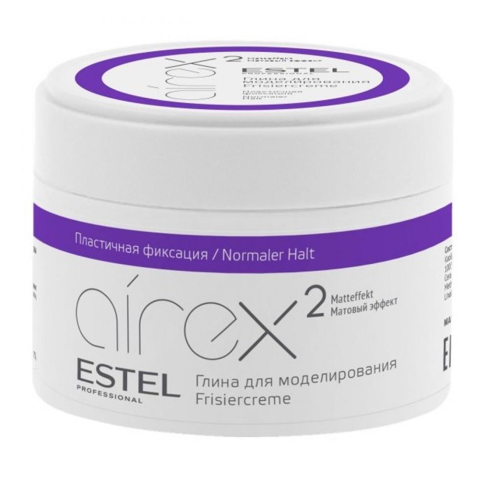 Глина для моделирования с матовым эффектом Airex Estel