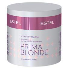 Комфорт-маска для светлых волос Otium Prima Blonde Estel