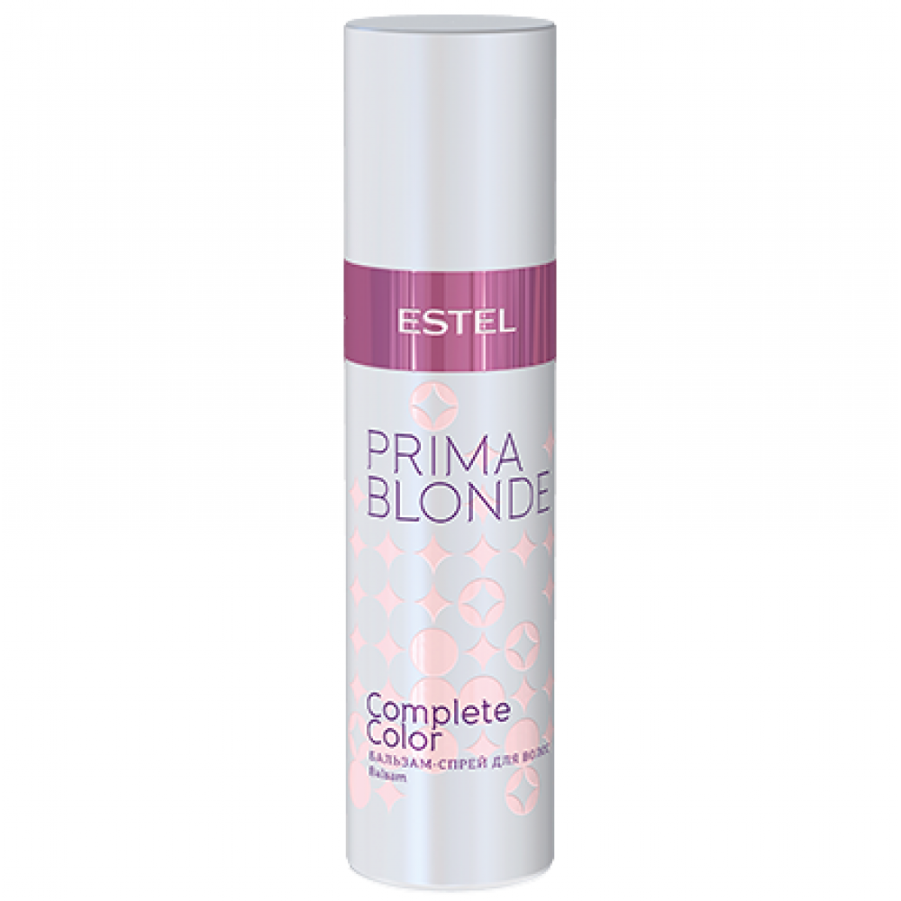 Двухфазный спрей для светлых волос Otium Prima Blonde Estel