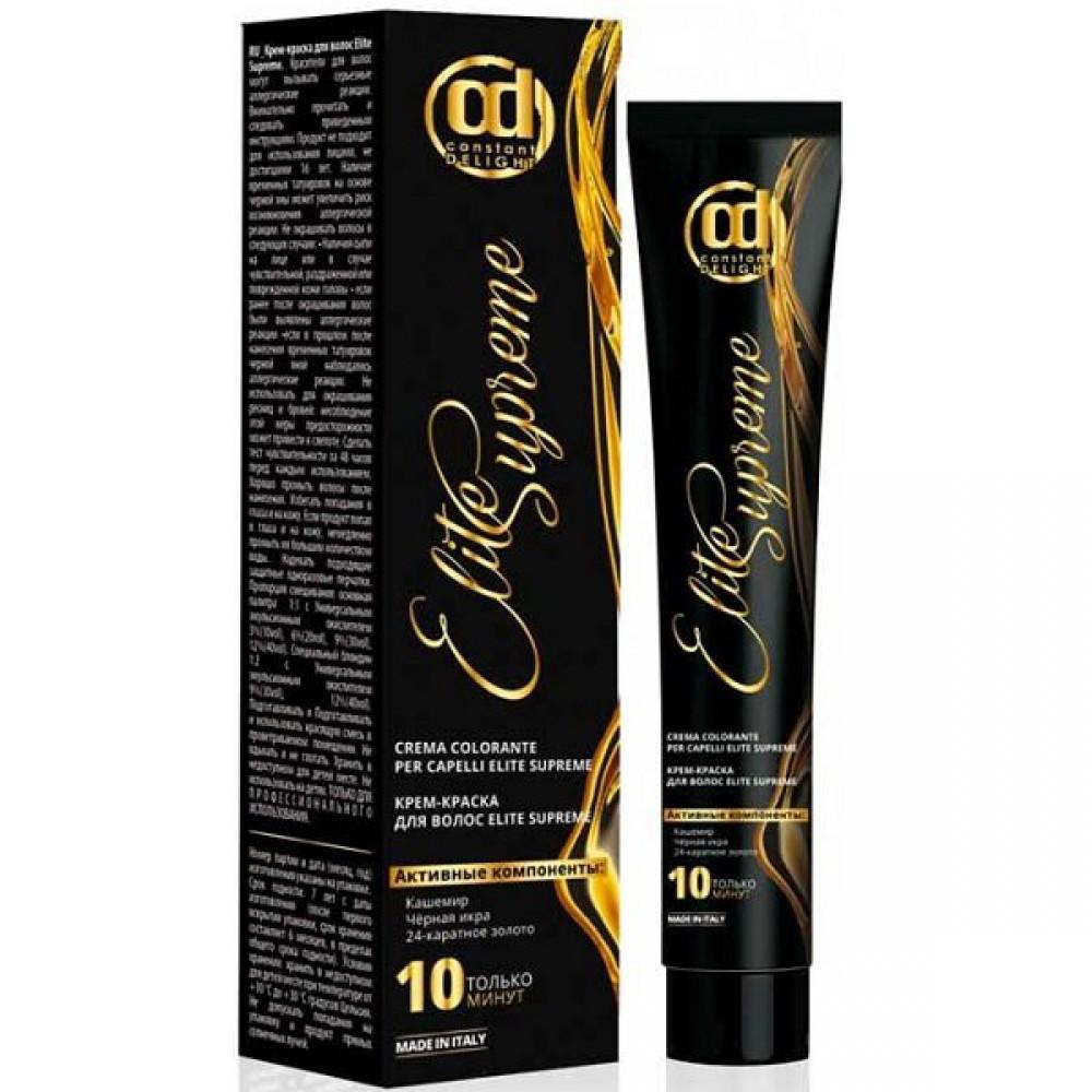 Крем-краска для волос Elite Supreme Crema Colorante Constant Delight