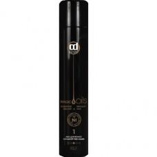 Лак для волос без запаха сильной фиксации 5 Magic Oils Constant Delight