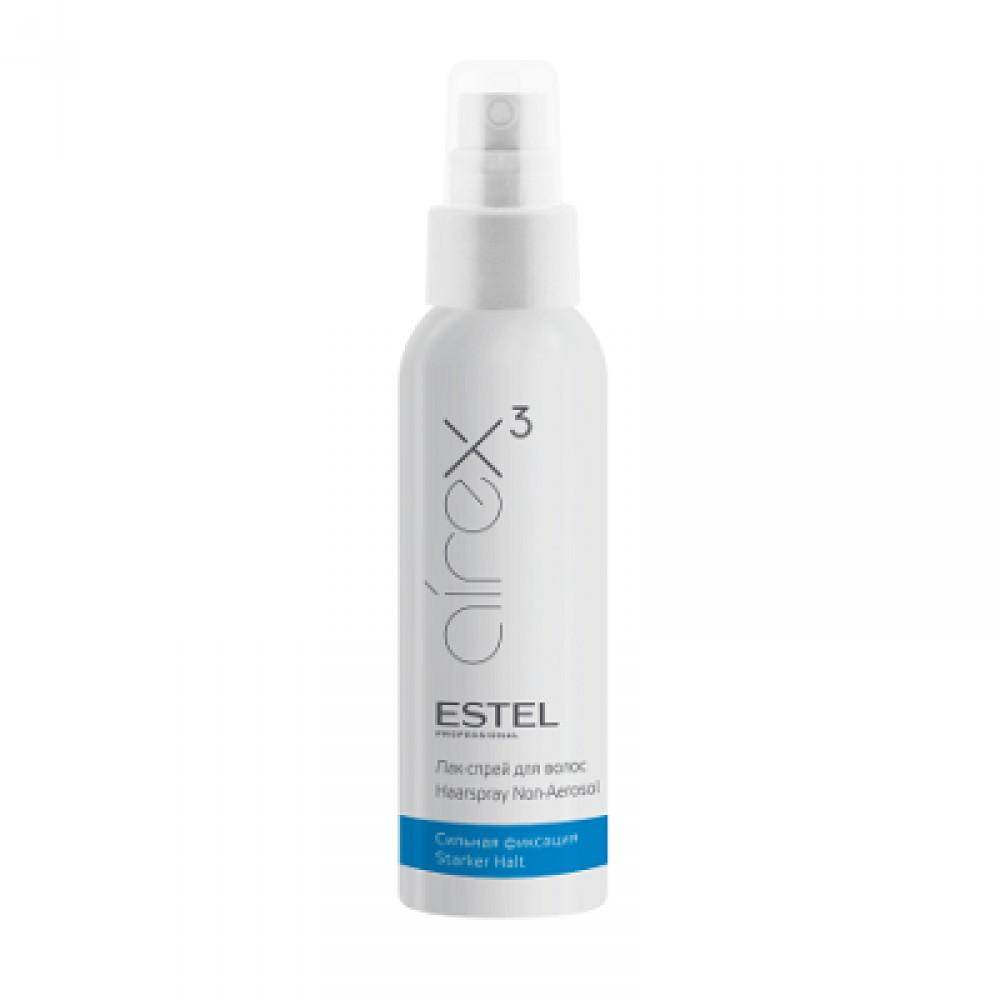 Лак-спрей для волос сильная фиксация Airex Estel