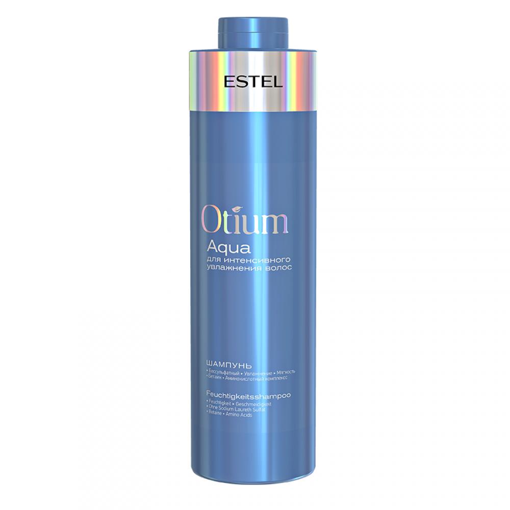 Шампунь для интенсивного увлажнения волос Otium Aqua Estel