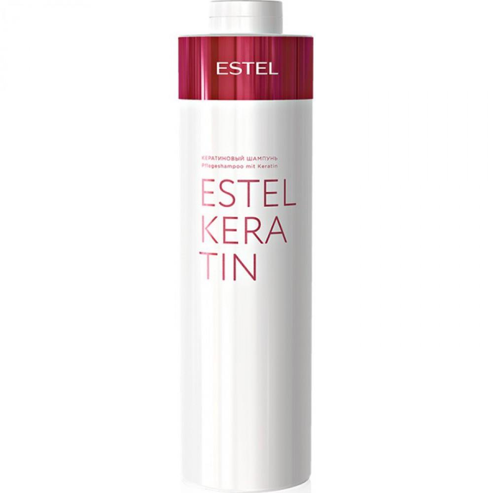 Кератиновый шампунь для волос Keratin Estel