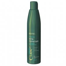Шампунь для сухих, ослабленных и поврежденных волос Curex Estel