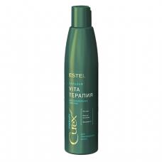 Крем-бальзам для сухих, ослабленных и поврежденных волос Curex Estel