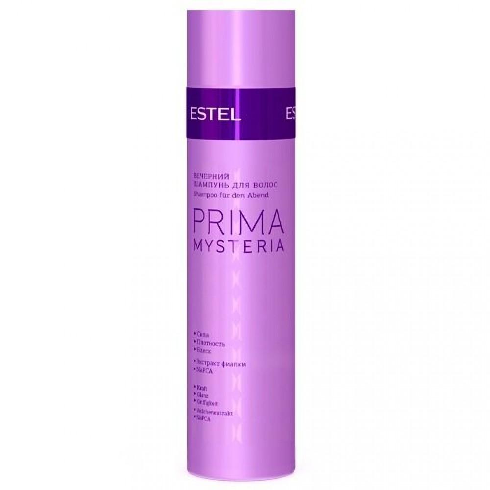 Вечерний шампунь для волос Prima Mysteria Estel