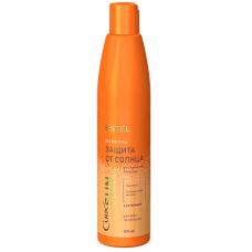 Шампунь Увлажнение и Питание с UV-фильтром Curex Estel