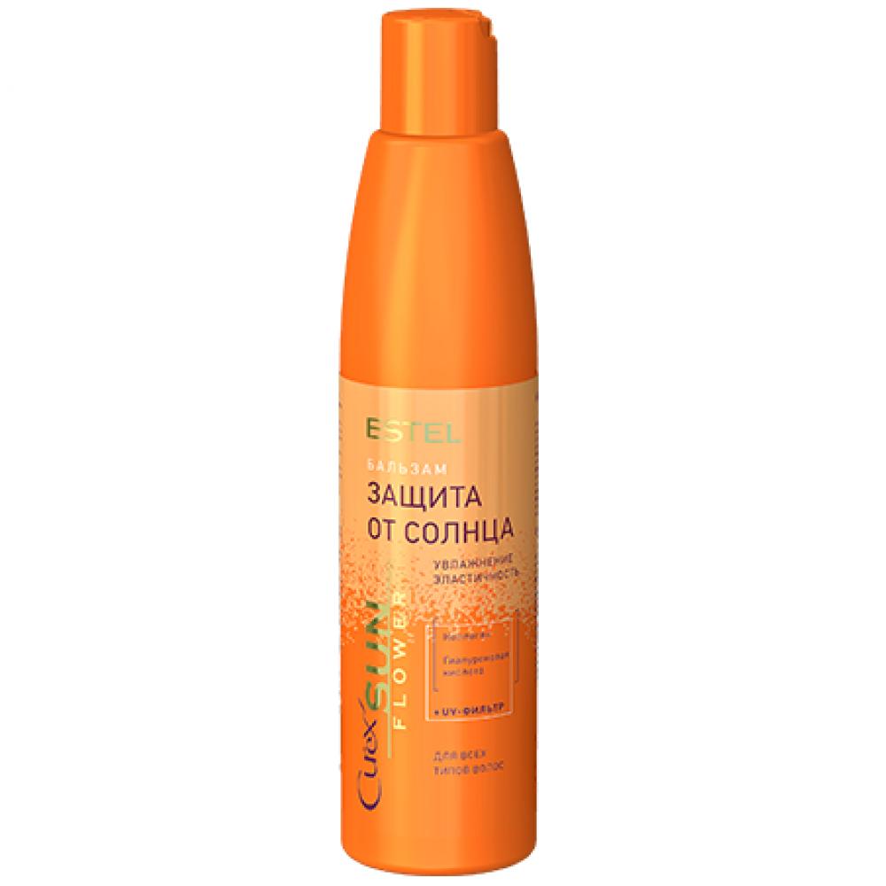 Бальзам Увлажнение и Питание с UV-фильтром Curex Estel