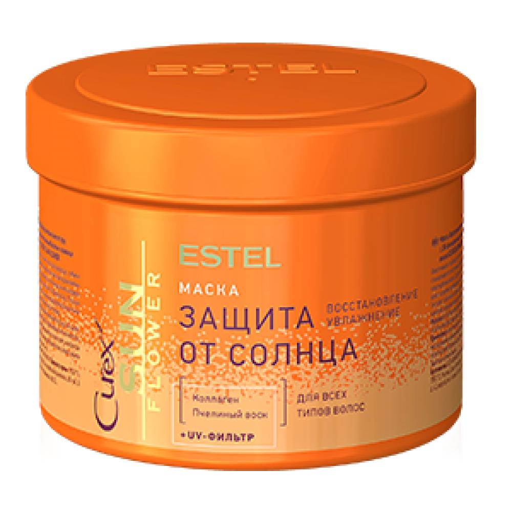 Маска Восстановление и Защита с UV-фильтром Curex Estel