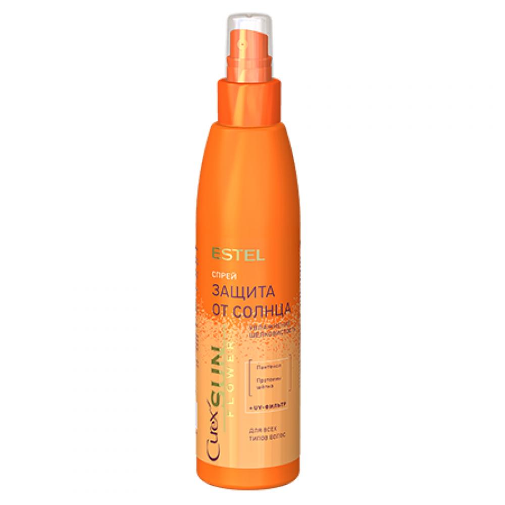 Спрей Увлажнение Защита от UV-лучей Curex Estel