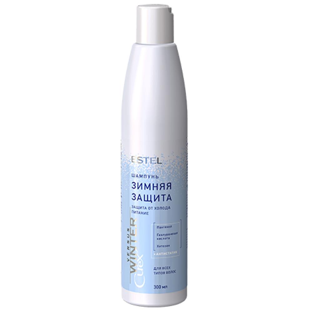 Шампунь для волос защита и питание Curex Versus Winter Estel