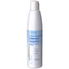 Бальзам для волос защита и питание Curex Versus Winter Estel