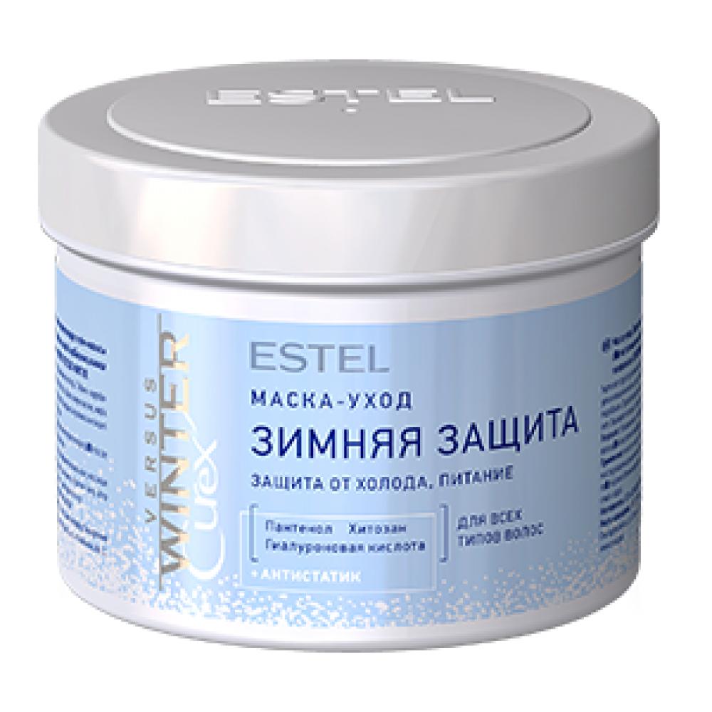 Маска для волос защита и питание Curex Versus Winter Estel